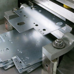 Sheet-metal processing