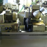 Cylindrical grinding machines - grinding of external cylindrical holes
